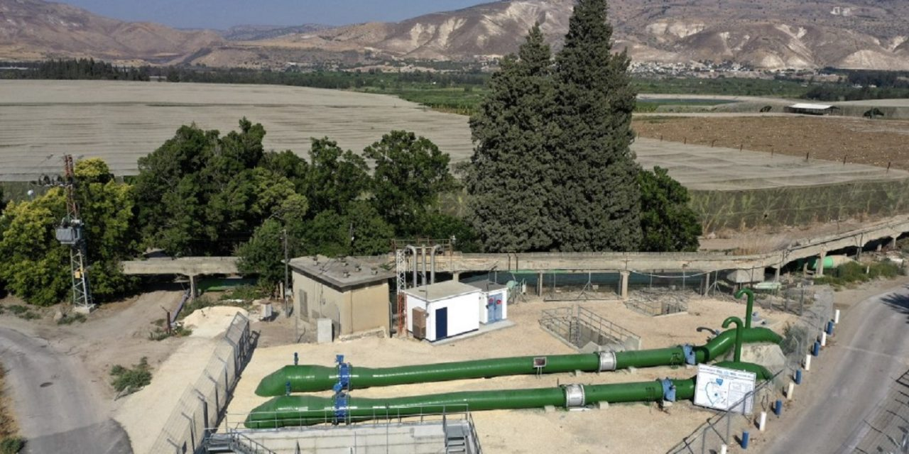 """""""This is what good neighbours do"""" – Israel doubles water supply to Jordan"""