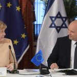 'The security of Israel is non negotiable for Germany' says Merkel in Israel