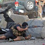 Six killed at Beirut protest shooting – and Iran blames….Israel!