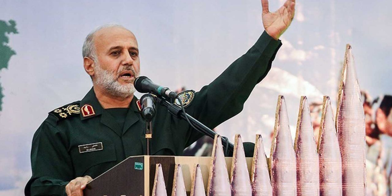 Top Iranian general: Hezbollah, Hamas, Islamic Jihad and Houthis are Iranian armies