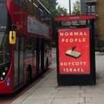 'Boycott Israel' posters on London bus stops investigated