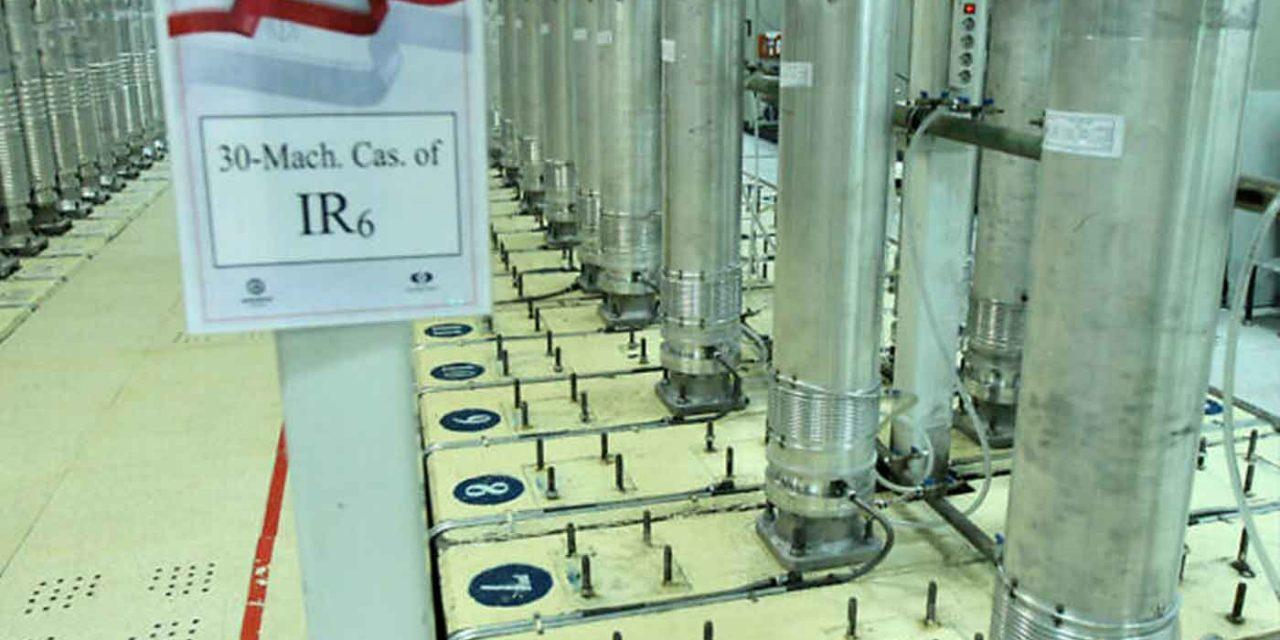 Iran has 120 kilograms of 20% enriched uranium, atomic chief says