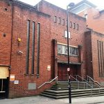 Manchester synagogue has online service disrupted by swastika waving racists