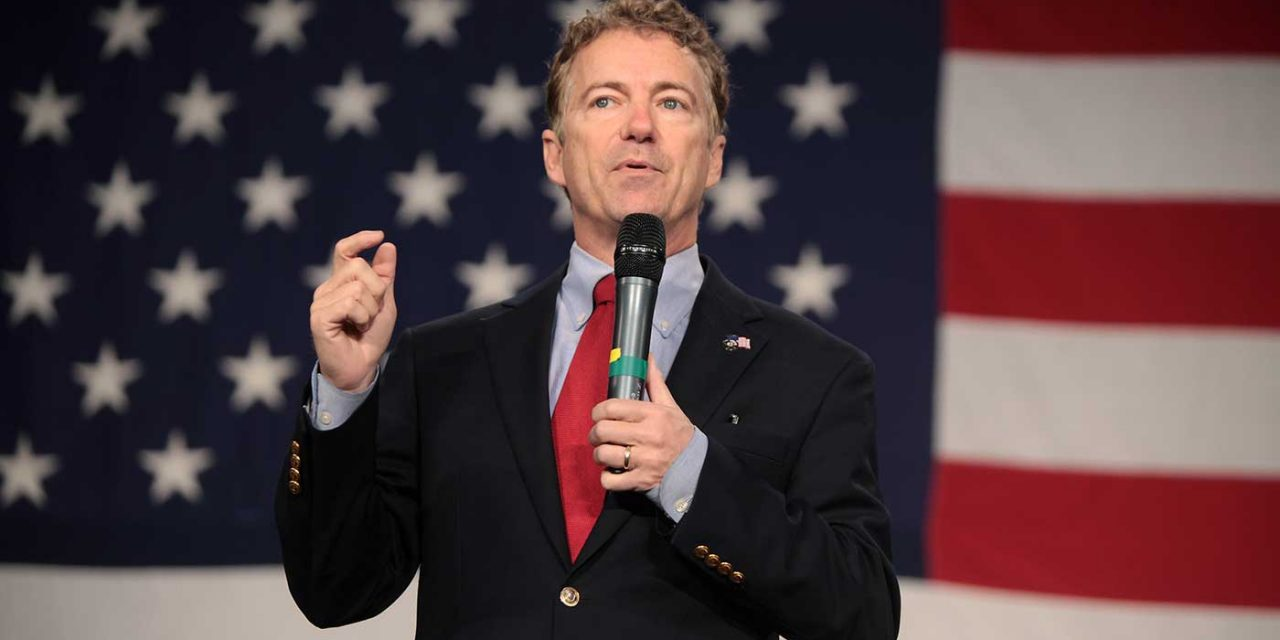 CUFI condemns Senator Rand Paul for blocking US funding for Israel's Iron Dome