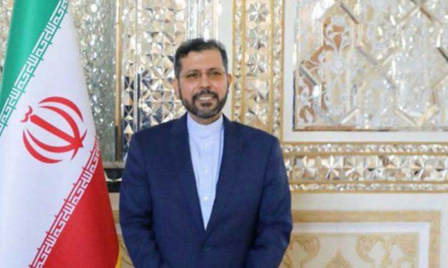 'War with Israel has already started' says Iranian FM spokesman