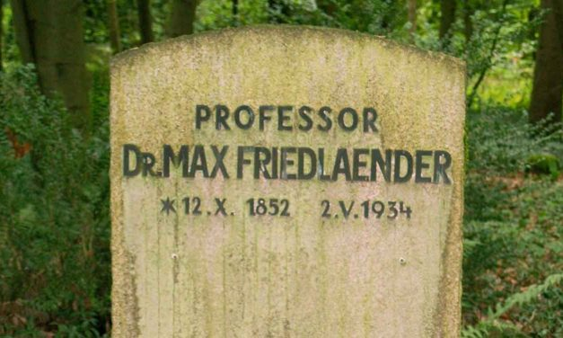 German neo-Nazi's ashes buried in Jewish musicians grave